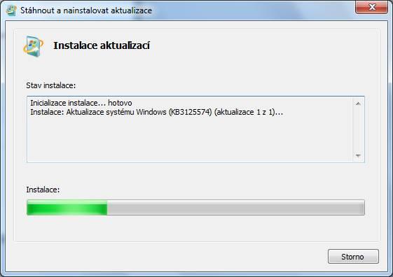 windows 7 update 16