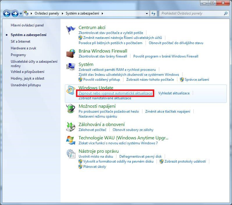 windows 7 update 19