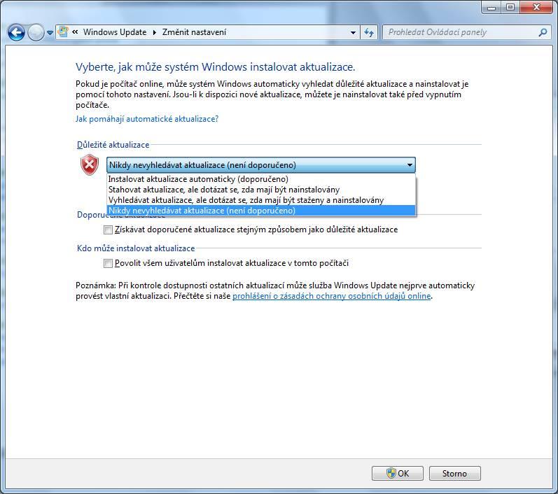 windows 7 update 20