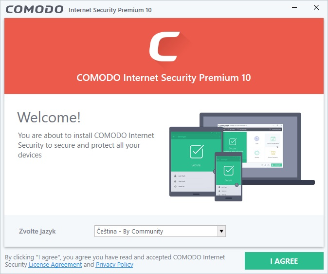 comodo antivirus 10 windows xp