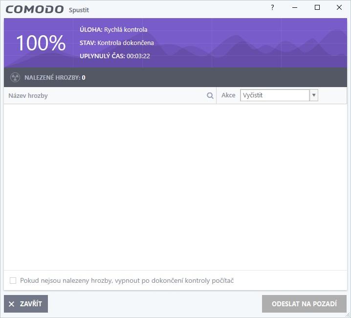 comodo free antivirus 10
