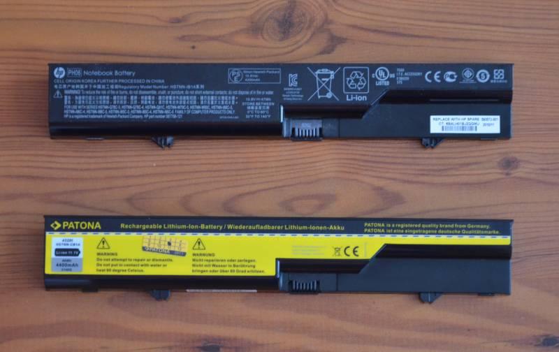 baterie do notebooku hp probook