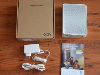 Compal ch7465lg wifi modem upc obsah balení 1