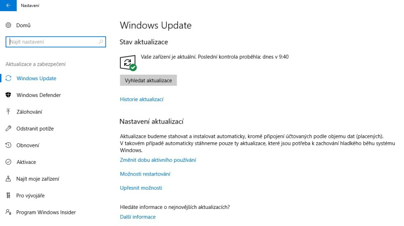 windows 10 fall creators update instalace 01