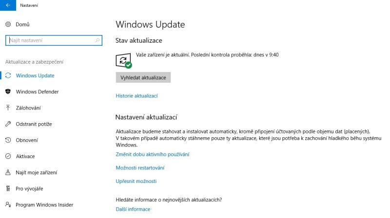 windows 10 fall creators update instalace 01