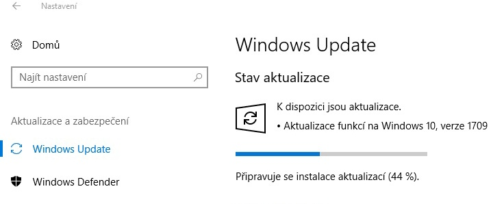 windows 10 fall creators update instalace 02
