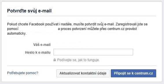 Jak založit Facebook profil 02