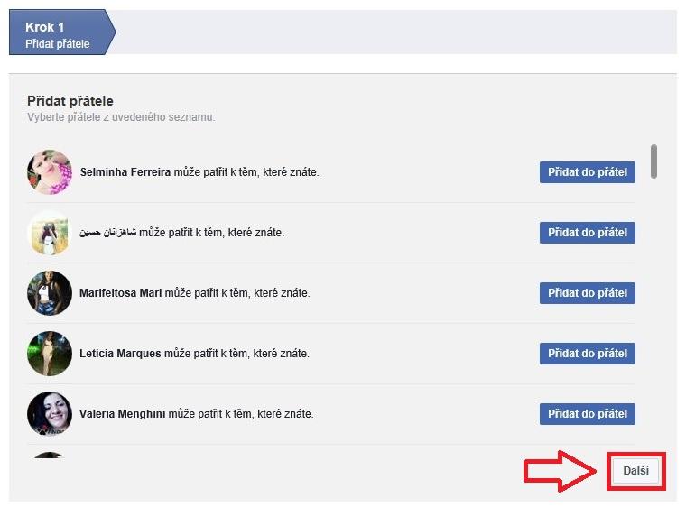 Jak založit Facebook profil 04