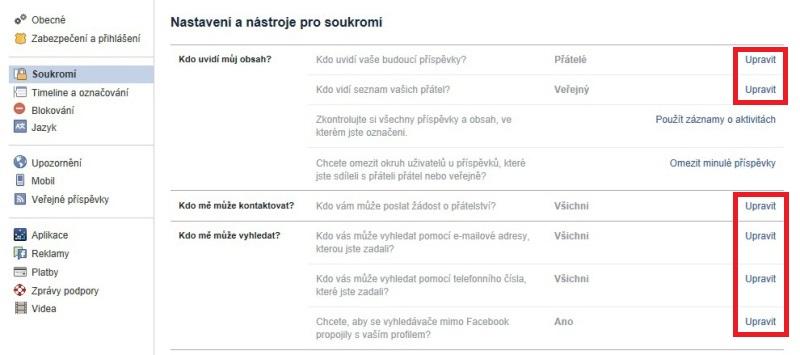 Jak založit Facebook profil 10