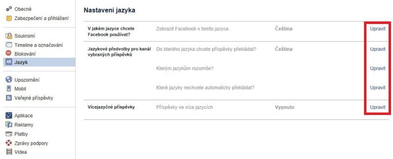 Jak založit Facebook profil 13