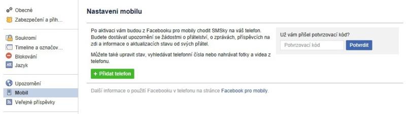 Jak založit Facebook profil 15