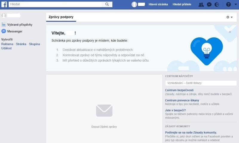 Jak založit Facebook profil 20