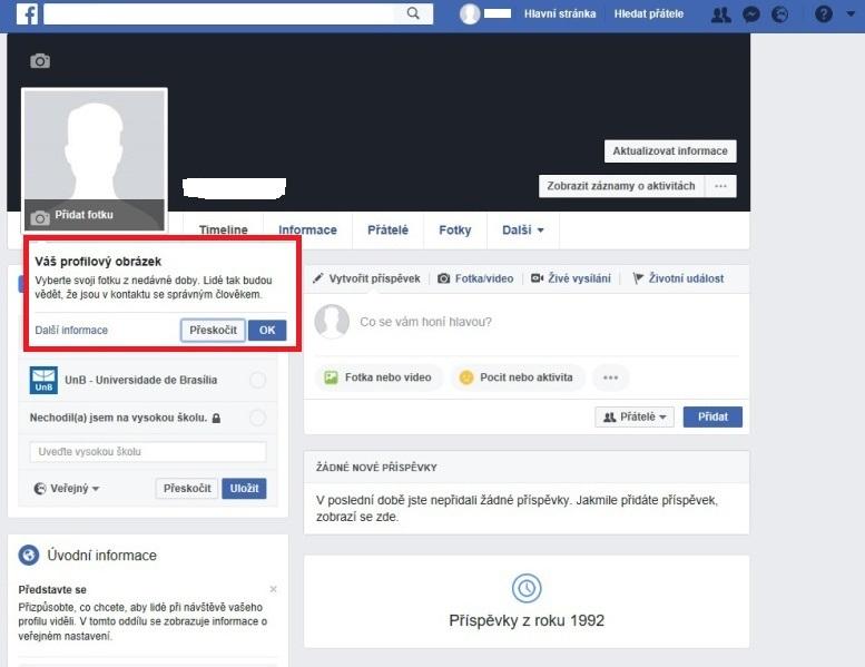 Jak založit Facebook profil 26