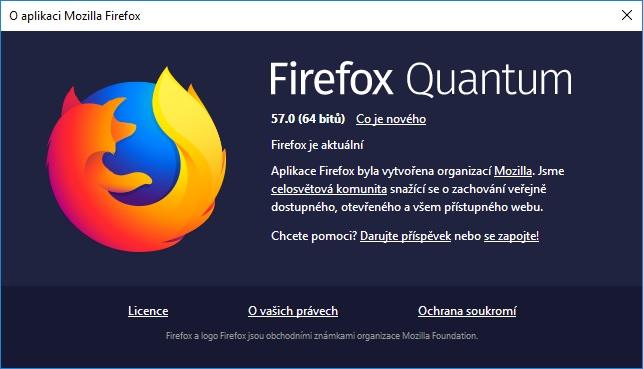 mozilla firefox 57 quantum