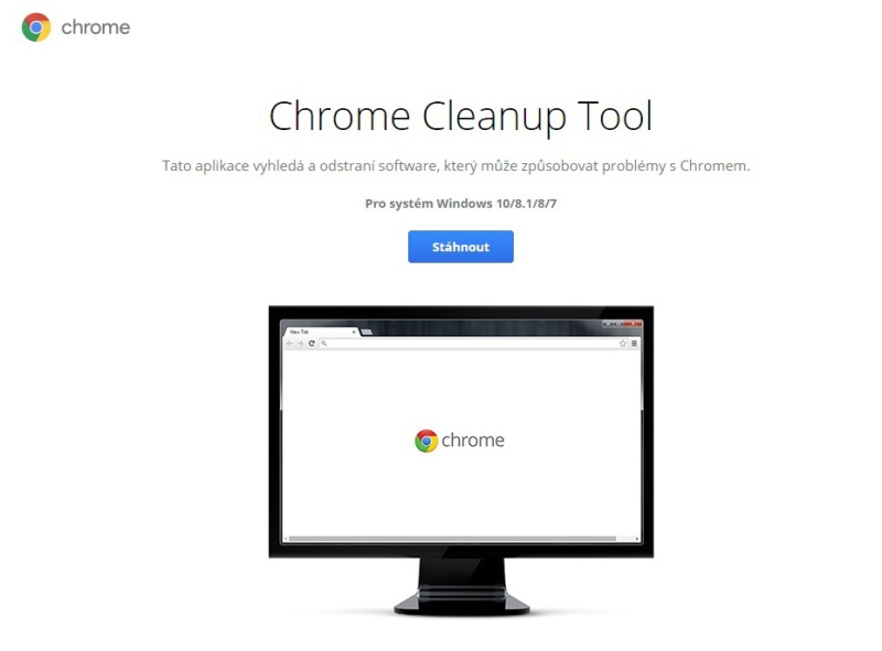 Chrome Cleanup tool 01