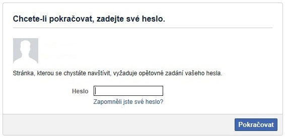 Jak zrušit Facebook účet a smazat profil 3