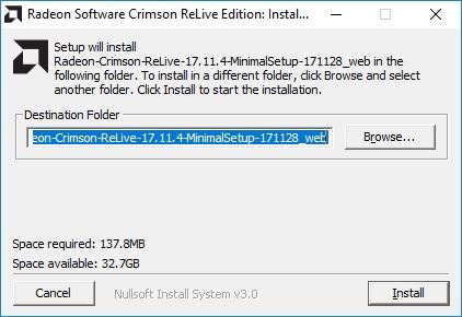 Jak aktualizovat ovladač grafické karty Amd 03