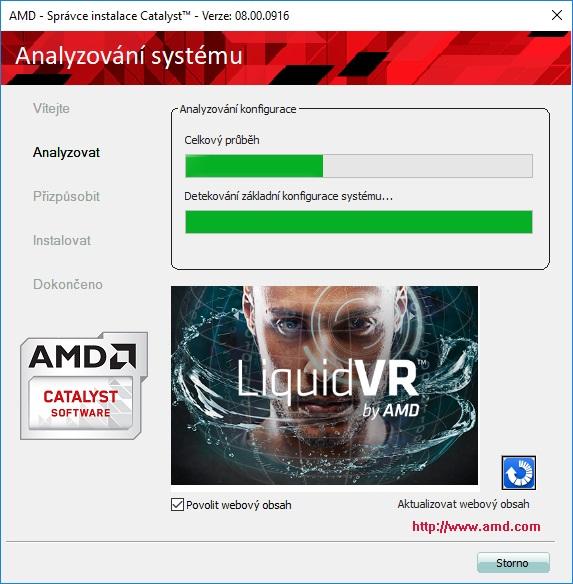 Jak aktualizovat ovladač grafické karty Amd 11