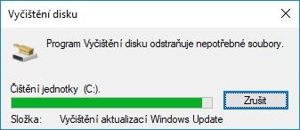 windows10upgrade složka smazání 7