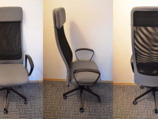 Volmar Ikea - kancelářská židle