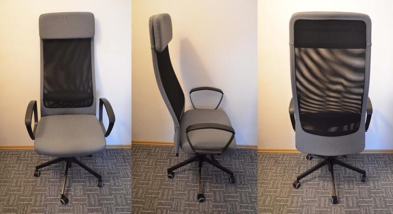 Volmar Ikea – kancelářská židle