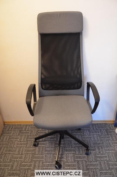 Kancelářská židle Volmar Ikea 2