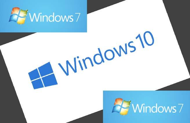 Upgrade na Windows 10 z Win 7