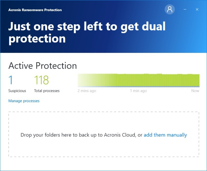 Acronis ransomware protection 11