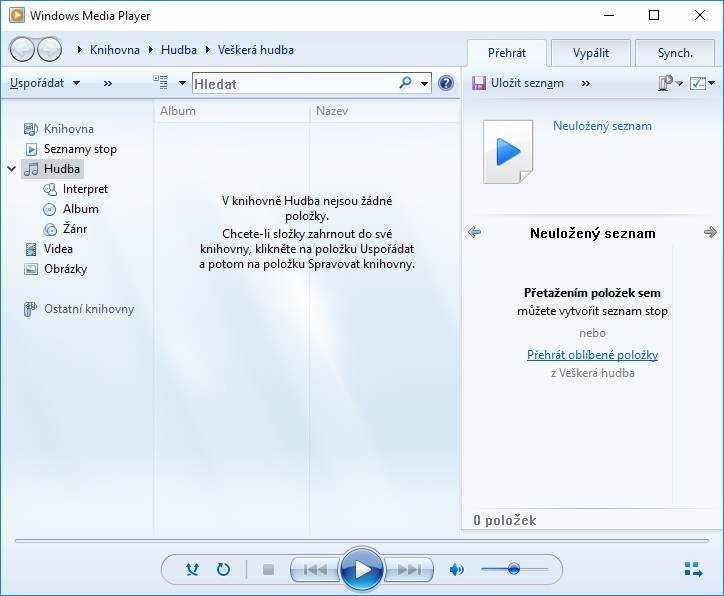 windows media player 12 pro windows 10 04