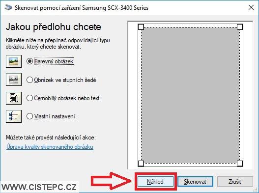 Jak skenovat do počítače ve Windows 10 4