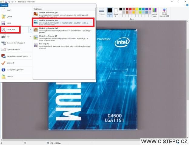 Jak skenovat do počítače ve Windows 10 7