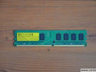 Přidání operační paměti RAM do počítače 3