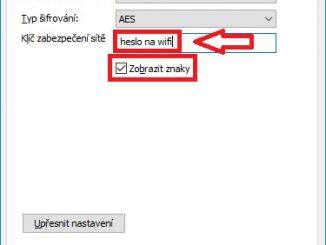 Jak zjistit zapomenuté heslo na wifi ve Windows 10 - 7