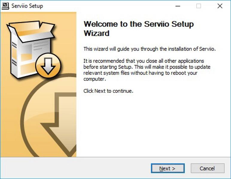 Serviio server dlna - nastavení, instalace, návod 04