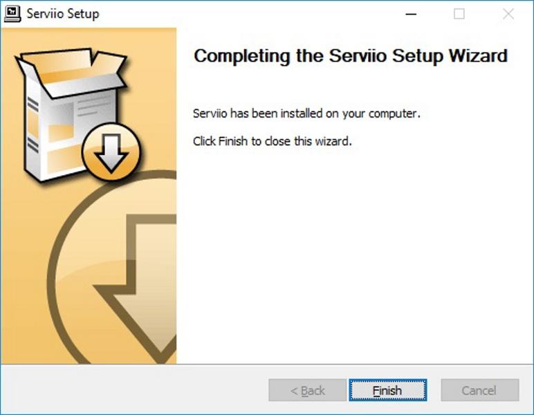 Serviio server dlna - nastavení, instalace, návod 08
