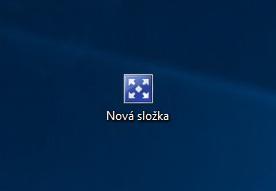 Změna ikony složky na ploše Windows 10 - 5