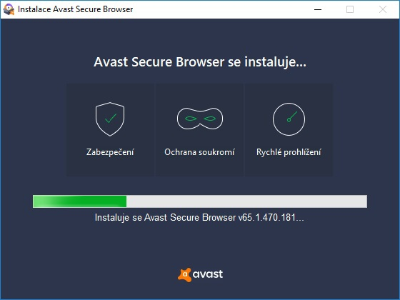 Avast Secure Browser 04