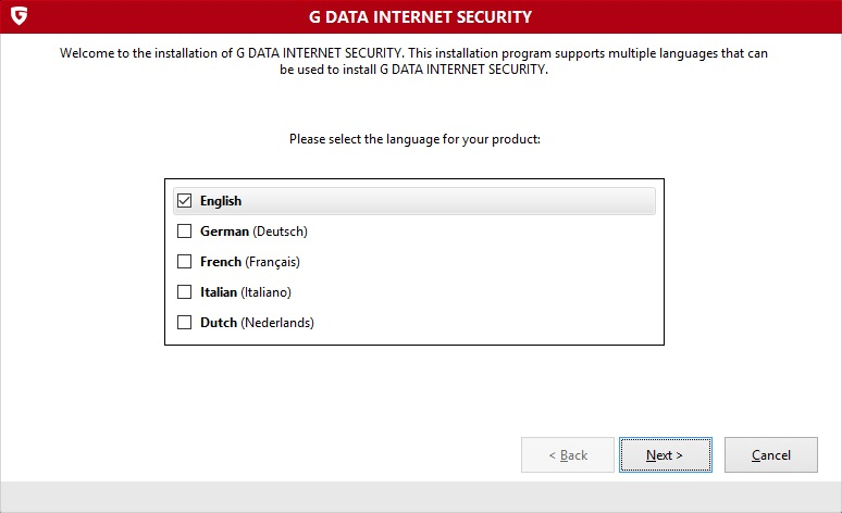 G Data Internet Security – 3
