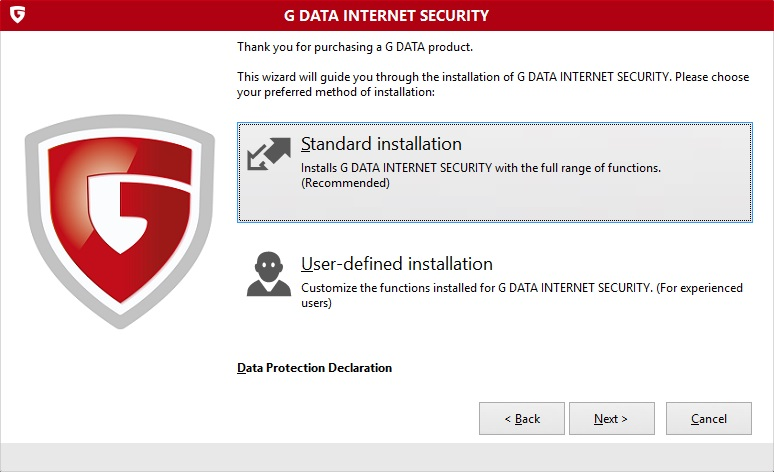 G Data Internet Security – 4