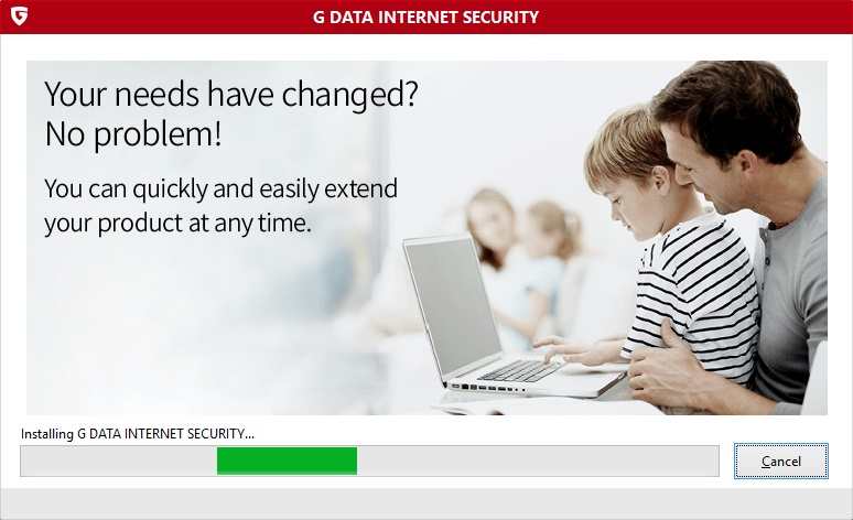 G Data Internet Security - 6
