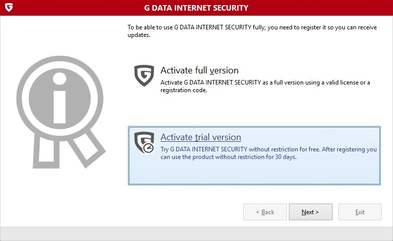 G Data Internet Security - 7