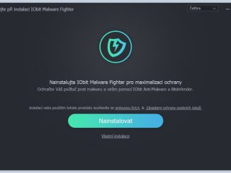 IObit Malware Fighter 6 - 01