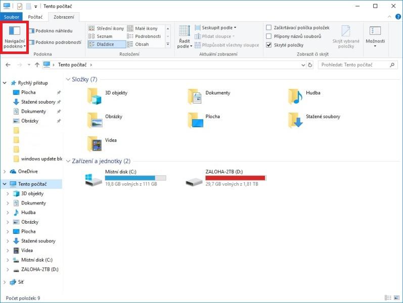 Jak vytvořit knihovnu ve Windows 10