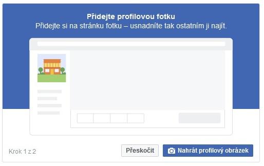 Jak založit firemní Facebook stránku 5