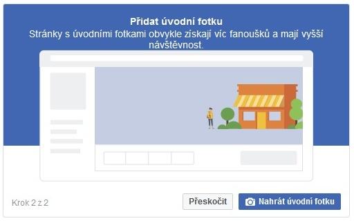 Jak založit firemní Facebook stránku 6