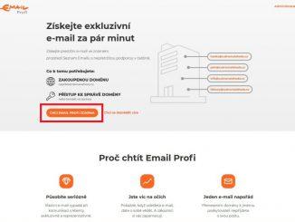 Email Seznam Profi 01