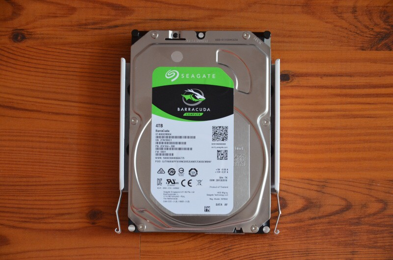 Seagate Barracuda ST4000DM004-2CV104 4TB