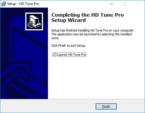 Hd Tune Pro 5.70 trial 10