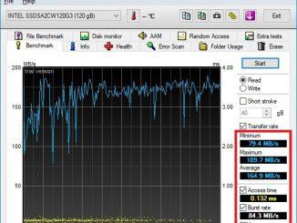 Hd Tune Pro 5.70 trial 13