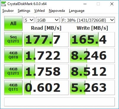 seagate st40000dm004-2cv104 4tb - crystaldiskmark